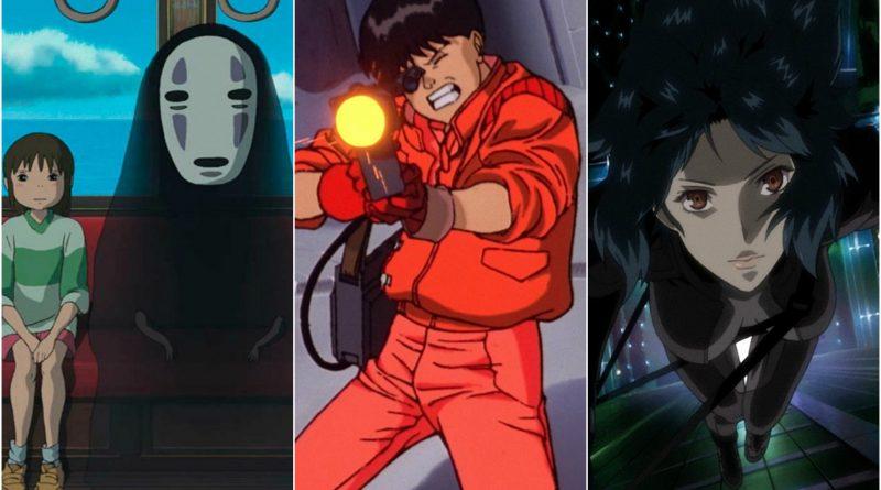 Top 5 Las Cinco Mejores Películas De Animación Japonesa Cinéfilo